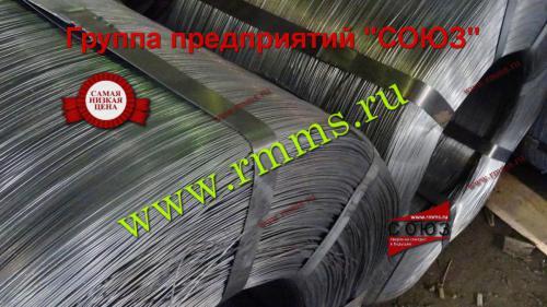 проволока ГОСТ 3282-74 3,8 мм